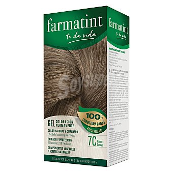 Farmatint Tinte Classic Rubio Ceniza Farmatint 1 ud 7c