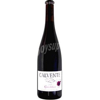 CALVENTE GUILANDERA Vino tinto de Andalucía Botella 75 cl
