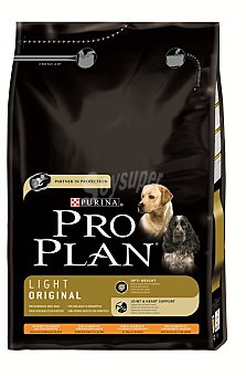 Pro plan Pienso para perros adultos All Size Light Sterilised Opti Weight 3 kg