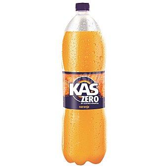 Kas Refresco de naranja zero Botella 2 l