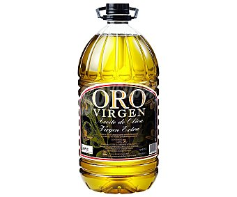 Oro Aceite de oliva virgen extra Garrafa de 5 l