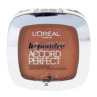 L'Oréal Polvo compacto accord perfect d6 miel 1 ud