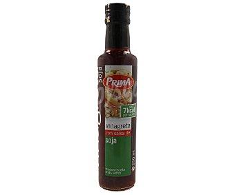Prima Vinagreta con salsa de soja Botellín 25 cl