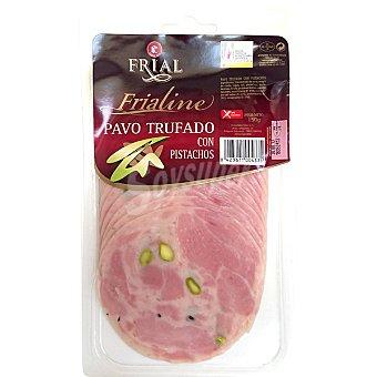 FRIAL FRIALINE Pavo trufado con pistachos Sobre 150 g