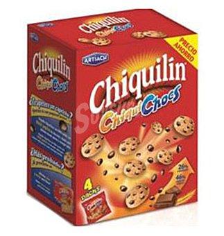 Chiquilín Artiach Galleta chiquichocs 140g