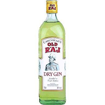 OLD RAJ ginebra escocesa con toque de azafrán  botella 70 cl