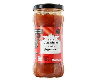 Auchan Salsa agridulce 350 gramos