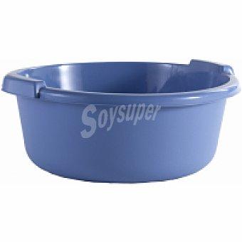 Eroski Barreño redondo azul 12 litros Pack 1 unid