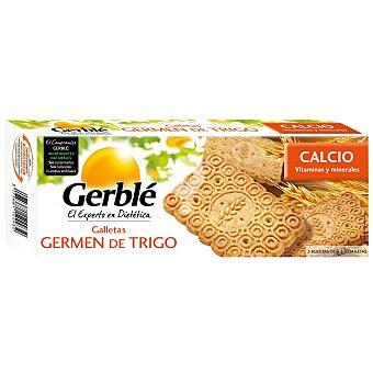 Galletas de germen de trigo con calcio