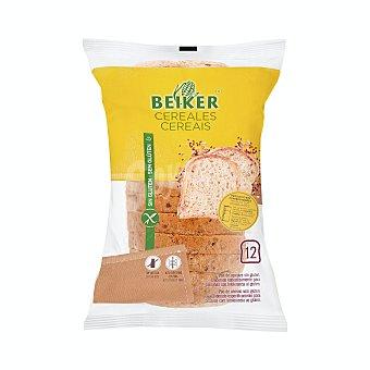 Beiker Pan molde cereales sin gluten y sin lactosa 300 g