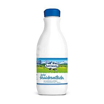 Central Lechera Asturiana Leche Semidesnatada Botella 1,5 litros