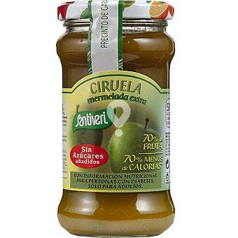 Mermelada de ciruela extra 70% fruta sin azúcares añadidos