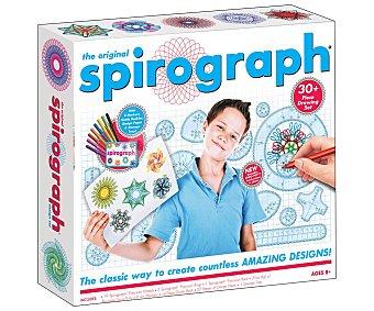 Spirograph Set de pintura con accesorios y rotuladores SPIROGRAPH.