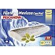 Filete de merluza con piel Bolsa 400 g Pescanova
