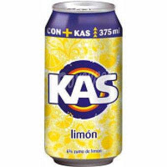 Kas Refresco de limón Lata 37,5 cl