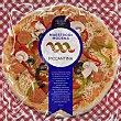Piccantina Premium individual pizza de pepperoni pimientos y aceitunas modena Envase 370 g Maestro