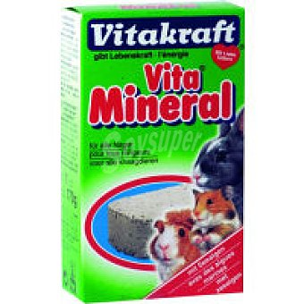Vitakraft Piedra mineral para roedores Pack 1 unid