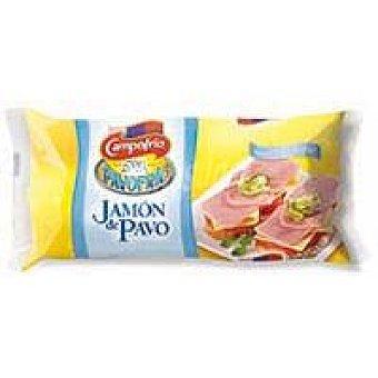 Campofrío Jamón de pavo 380 g