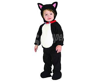 Rubie's Disfraz para bebé Gatito, talla 6-12 meses 1 unidad