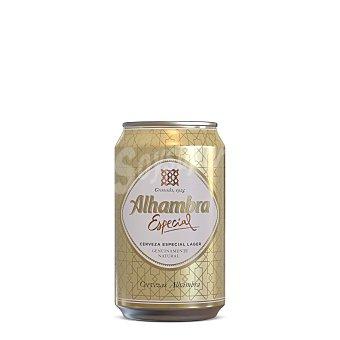 Alhambra Cerveza Lata de 33 centilitros