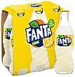 Refresco de limón Pack 6 botellines x 20 cl Fanta