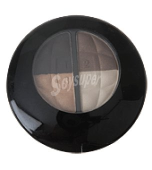Astor Sombra de ojos color vision quattro smoky nº 145 1 sombra de ojos