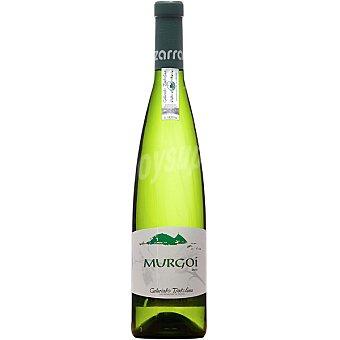 MURGOI Vino blanco txakoli de Getaria Botella 75 cl