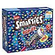 Smarties Pop Up helado Caja 5 u x 85 ml (425 ml) Helados Nestlé