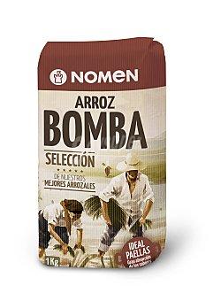 Nomen Arroz bomba selección paquete 1 kg paquete 1 kg