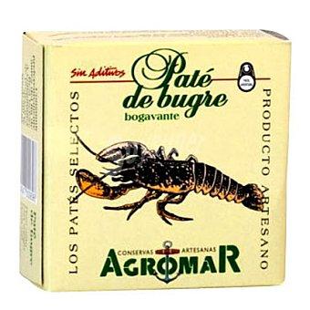 Consevas Agromar Pate de bugre 100 g