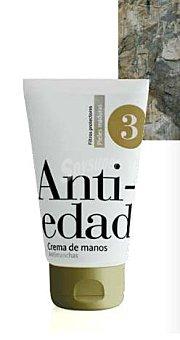 Deliplus Crema manos Nº3 antiedad antimanchas Tubo 125 cc