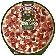 Pizza de jamón serrano 390 gr Casa Tarradellas
