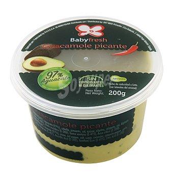 Guacamole picante Envase de 200 g