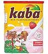 Batido soluble instantáneo sabor a fresa 400 g Kaba
