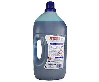 Auchan Detergente en gel para lavadora, lava todo tipo de ropa en agua de cualquier dureza 53 lavados