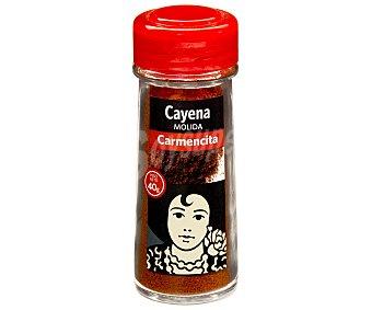 Carmencita Pimienta cayena molida Bote 40 g