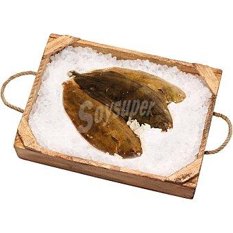 Lenguado de acuicultura  1 kg (peso aproximado pieza)