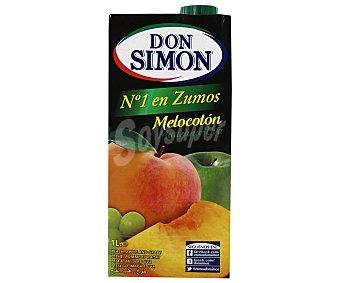 Don Simón Zumo de melocotón y uva Brik 1 litro
