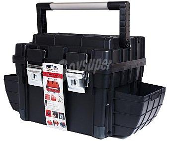 PATROL Caja de herramientas compacta, HD Compact, 35x45x35 centímetros (altoxanchoxfondo) 1 Unidad
