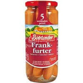 Boklunder Salchichas Frankfurter Paquete 250 g