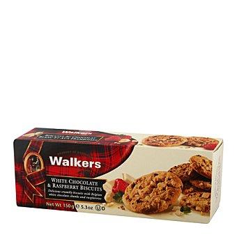 Walkers White choco&rasberry 150 g