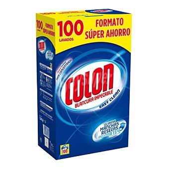 Colón Detergente en polvo 100 cacitos