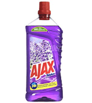 Ajax Limpiador multi superficies Lavanda 1250 ml