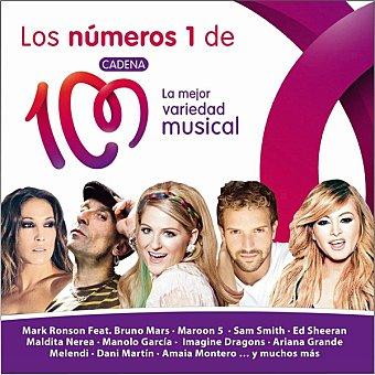 Cadena 100 Los Números 1 De (2015)