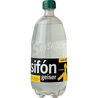 Geiser Agua de Seltz Botella 1,5 l