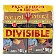 Cafe molido natural Nº 1 (suave Y aromatico) Paquete pack 2 x 500 g - 1 kg Hacendado