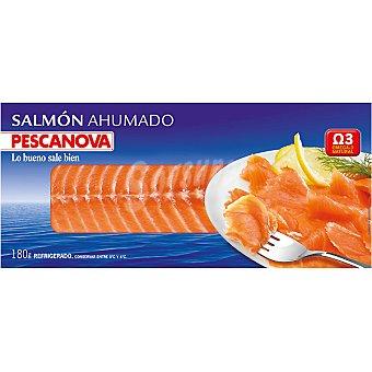Pescanova Salmón ahumado Bandeja 180 g