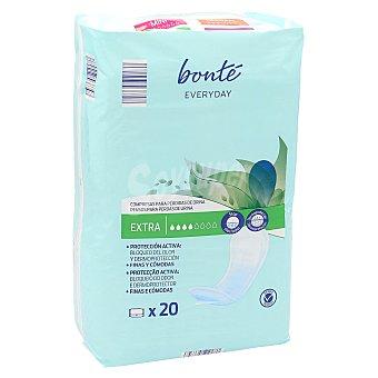 Bonté Compresas de incontinencia extra Bolsa 20 uds