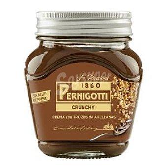Pernigotti Crema crunchy de avellana Frasco 350 g