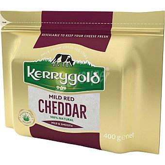 Kerrygold Queso cheddar naranja curado taco  400 g